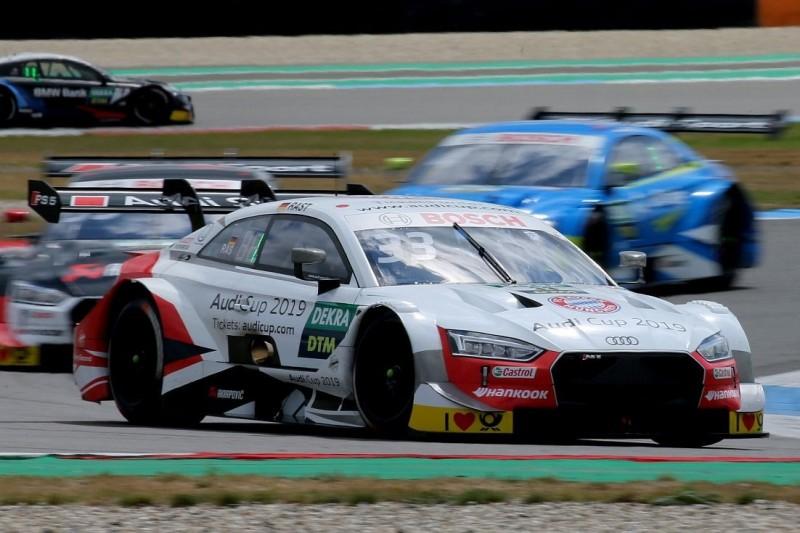 Machen die Qualifyings Rene Rast zum DTM-Champion 2019?