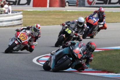 Moto2-Start ohne Freigabe: Jonas Folger entschuldigt sich bei Yamaha