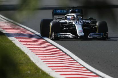 Überhitzende Bremse: Dieses Problem musste Hamilton in Ungarn umfahren