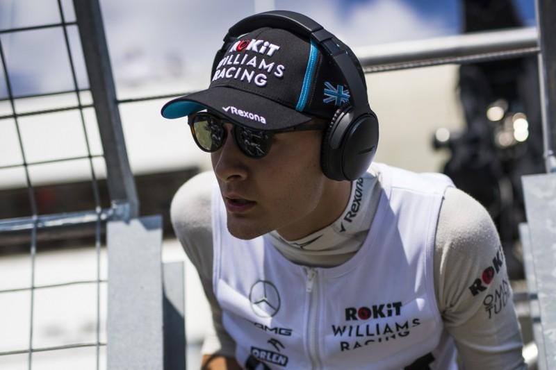 George Russell: Einziger möglicher Wechsel 2020 wäre zu Mercedes