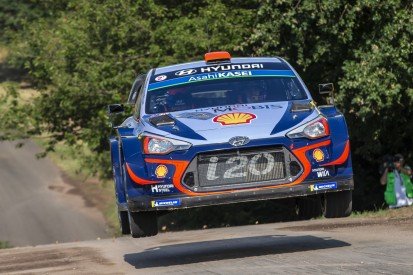 Hyundai bestätigt drei Autos für die Rallye Deutschland