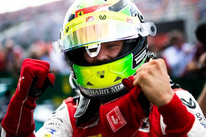 """Ross Brawn: Mick Schumacher ist """"auf dem richtigen Weg"""""""