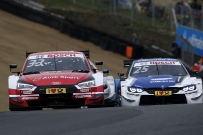 "DTM Brands Hatch 2019: Audi-Piloten schwärmen von ""echter Männerstrecke"""
