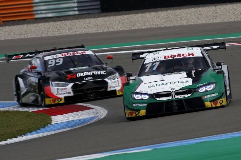 Komprimiertes Format: BMW setzt auf Blitzstart in Brands Hatch
