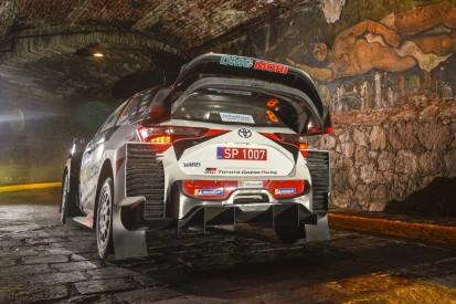 Dicke Luft in der WRC: Toyotas Heckflügel seit 2017 gegen Reglement?