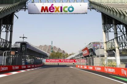 Bürgermeisterin: Formel 1 bleibt 2020 in Mexiko-Stadt