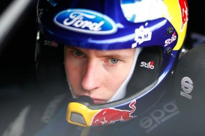 Elfyn Evans fällt auch für die Rallye Deutschland aus