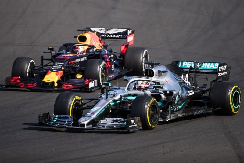 Ungarn: Warum Mercedes keinen Undercut gegen Verstappen versuchte