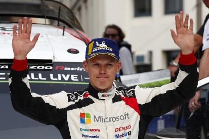 WRC 2020: Ott Tänak vor Vertragsverlängerung mit Toyota