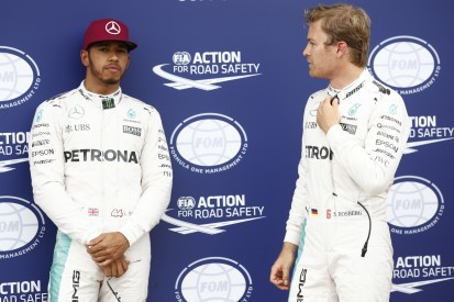 """""""Gescheiterte Karriere"""": Es brodelt wieder zwischen Hamilton und Rosberg"""