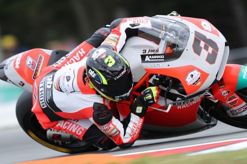 Lukas Tulovic: So kämpft er für den Moto2-Verbleib von Kiefer