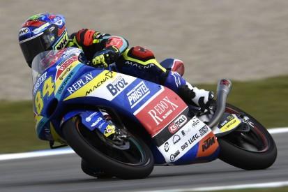 Moto3 in Spielberg: Kornfeil im FT1 vorn, Kofler nur 1,4 Sekunden zurück