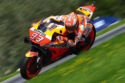 MotoGP in Spielberg 2019: Marquez fährt im FT2 Bestzeit, Dovizioso stürzt