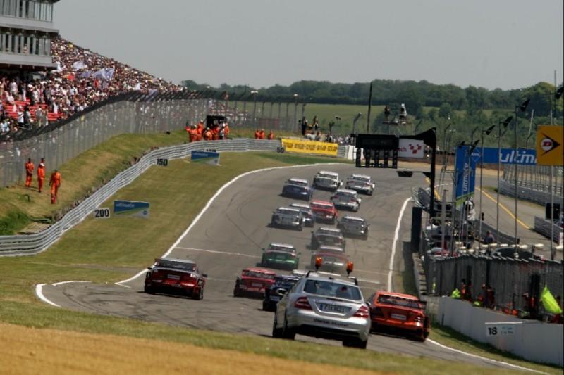 Bergabgerade in Brands Hatch: Noch nie war der DTM-Start so schwierig!