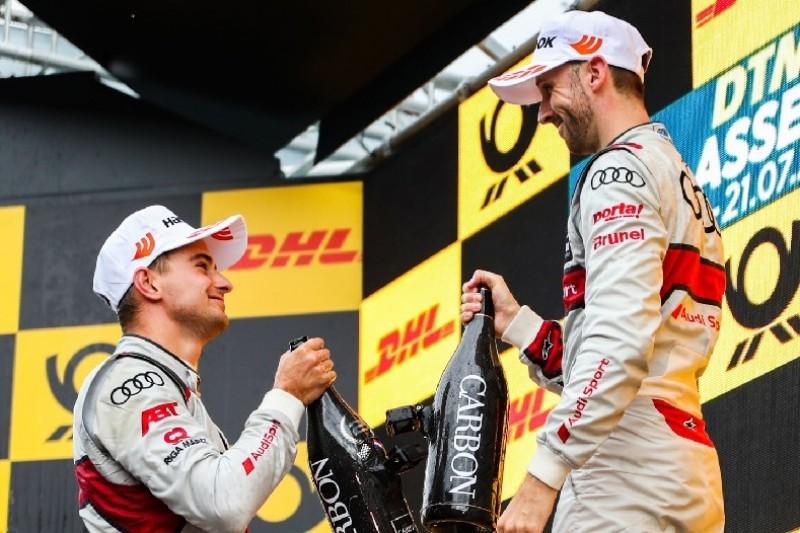 """DTM-Titelduell: Timo Scheider ortet """"sehr große"""" Spannungen bei Audi"""