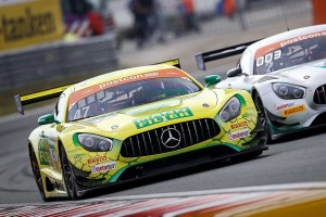 GT-Masters Zandvoort: Götz beschert Mercedes-AMG Bestzeit