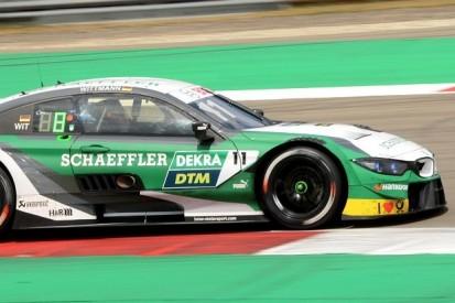 DTM-Qualifying Brands Hatch 1: Wittmann-Pole nach Fittipaldi-Crash