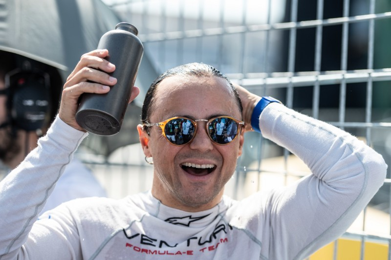 Nach Lehrjahr: Massa hofft auf bessere Formel-E-Saison 2019/20