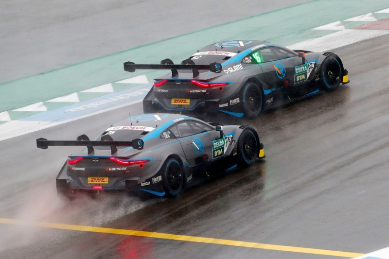 DTM in Brands Hatch 2019: Die Videohighlights
