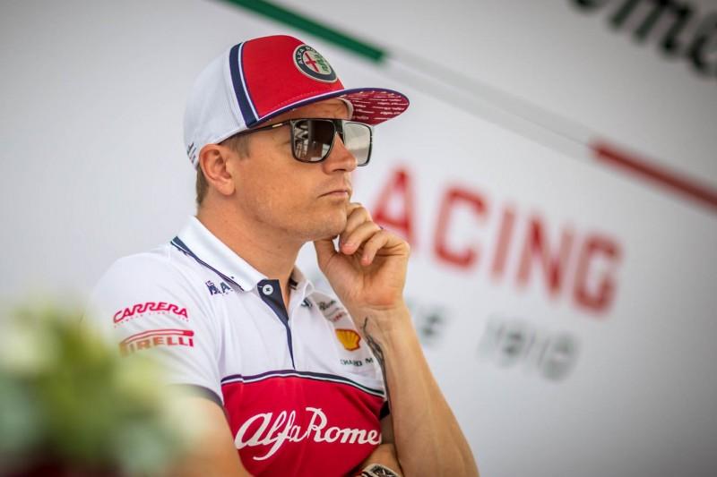 Räikkönen-Mythos: Hat er wirklich in Meetings Zigaretten geraucht?