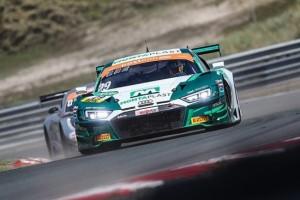 GT-Masters Zandvoort 2019: Audi sichert sich erste Startreihe