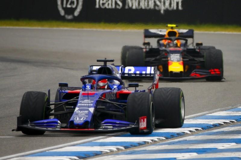 Villeneuve: Weder Gasly noch Kwjat gut genug für Red Bull