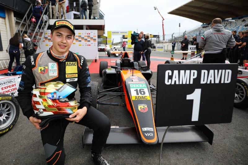 Formel 4 Zandvoort 2019: Aron und Estner gewinnen Sonntagsrennen
