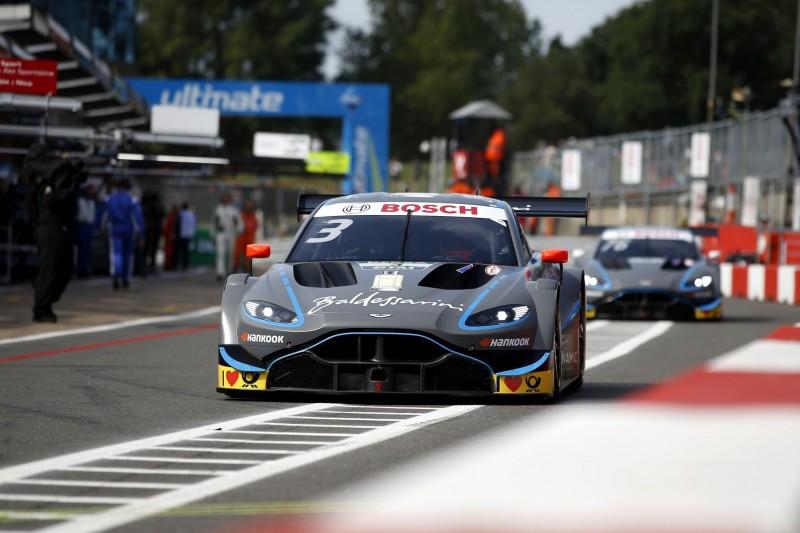 Di Restas Wutanfall: Funk streikte beim dritten Rennen in Folge!