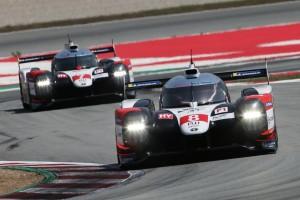 Toyota: TS050 Hybrid auf Nordschleife schneller als Porsche 919 Evo
