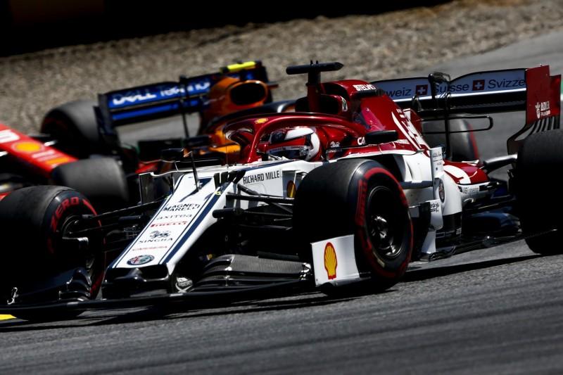 Alfa Romeo will in der zweiten Saisonhälfte mit McLaren kämpfen