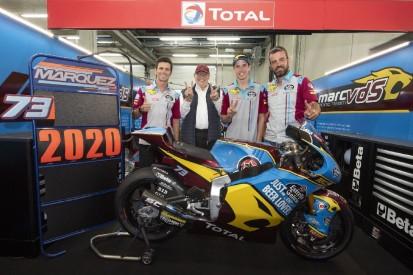 """Alex Marquez bleibt 2020 bei Marc-VDS: """"Vorbereitung auf die MotoGP"""""""