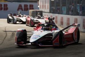 Formel-E-Saison 2018/19: Wehrlein trauert Siegchancen hinterher