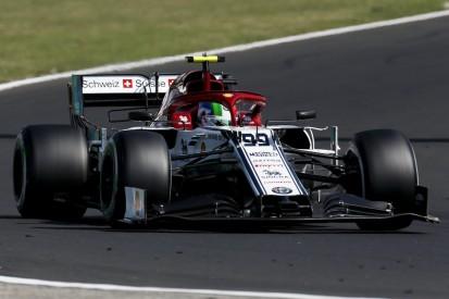 """Giovinazzi über Räikkönen: """"Noch immer schnell und motiviert"""""""