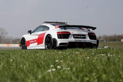 "GT-Masters-Safety-Car vor ""falschem"" Auto: Es war Absicht!"