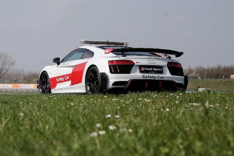 """GT-Masters-Safety-Car vor """"falschem"""" Auto: Es war Absicht!"""