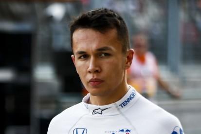 Alexander Albon: Chance und Risiko seines Red-Bull-Aufstiegs