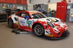 Grünes Licht für GT-Masters-Gaststart von Frikadelli Racing