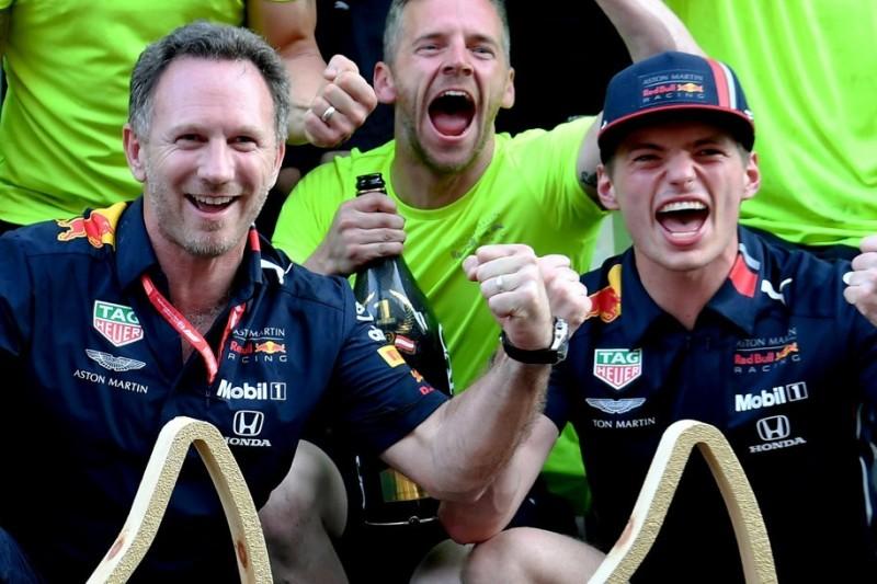 Reifer, konstanter, besser: Verstappen fährt 2019 seine stärkste Saison