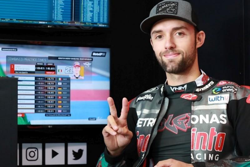 Jonas Folger überlegt für 2020: Volle Moto2-Saison oder Yamaha-Testfahrer?