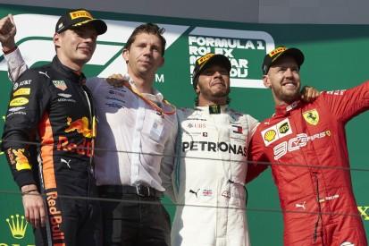 Hybridära: Diese Formel-1-Teams standen seit 2014 auf dem Podium
