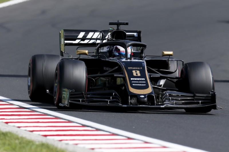 Acht Jahre Pirelli: Grosjean sieht keine Verbesserungen