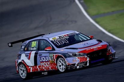 TCR Germany Nürburgring: Rallyestar Neuville fährt direkt Bestzeit