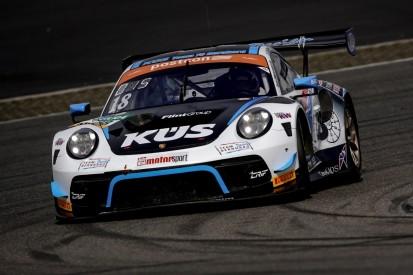 GT-Masters Nürburgring: Porsche-Doppelspitze im ersten Training