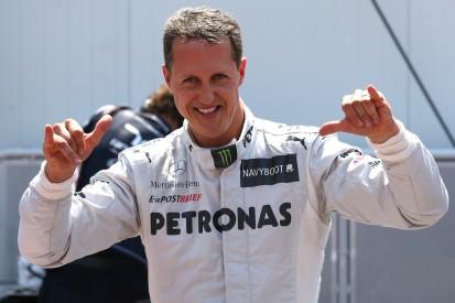 Im Jahr 2010: Michael Schumacher testet GP2-Boliden vor F1-Rückkehr