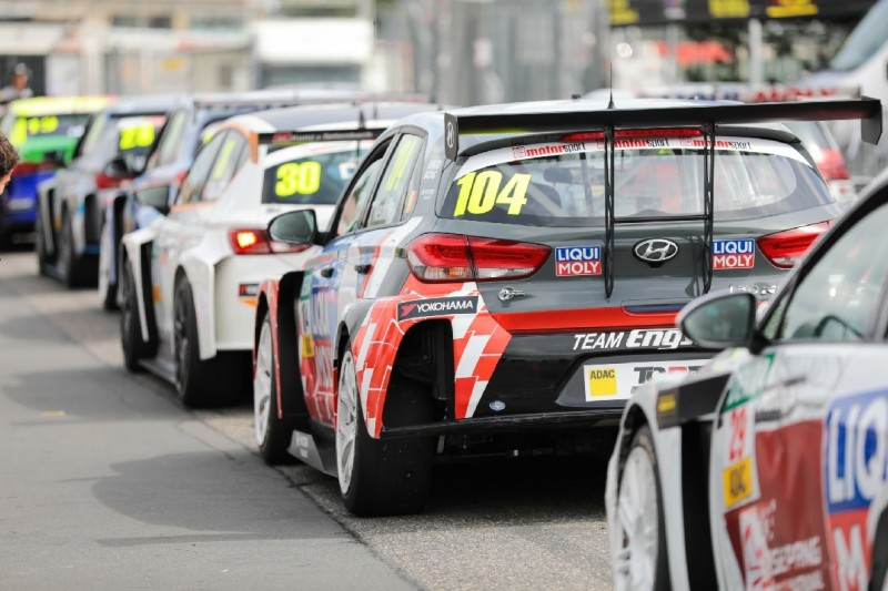 TCR Germany Nürburgring 2019: Pole-Position für Rallyestar Neuville