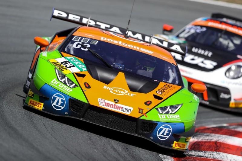 GT-Masters Nürburgring 2019: Dritte Pole des Jahres für Bortolotti