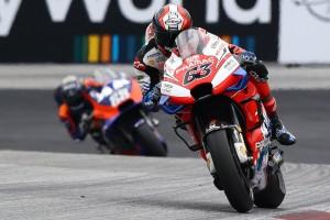 """MotoGP-Rookie Francesco Bagnaia: """"Die Ducati ist sehr komplex"""""""