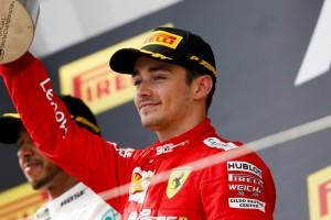 """""""Druck spüre ich nicht"""": Leclerc mit erster Saisonhälfte 2019 zufrieden"""
