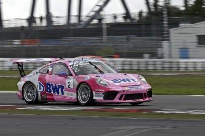 Porsche-Carrera-Cup: Andlauer gewinnt und baut Tabellenführung aus