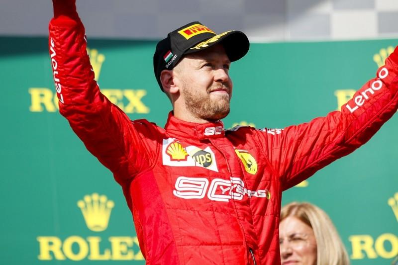 Binotto: Sebastian Vettel gibt Traum vom Titel mit Ferrari nicht auf